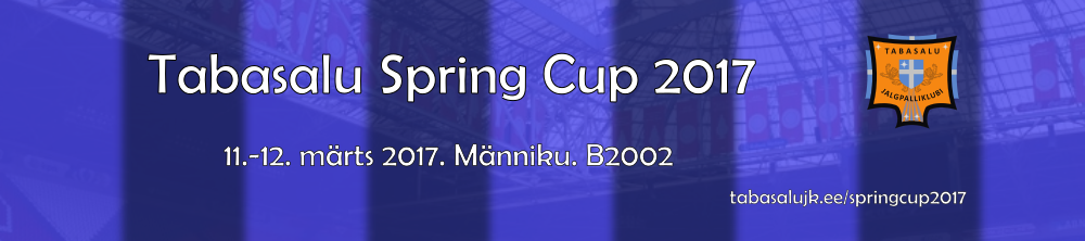 Tabasalu Spring Cup 2017 Männiku