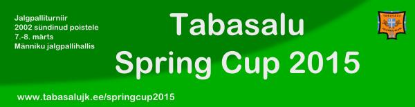 Tabasalu Spring Cup 15 - slider