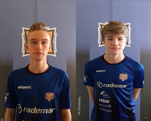 Meie 2 U17 poissi osalevad Leedus UEFA sõprusturniiril!