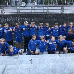 2006 sinised käisid Espoo Cupil