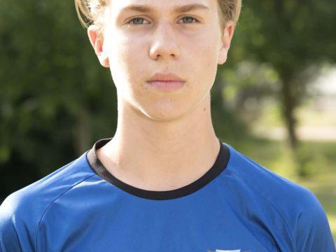 Meie Frank Andrew Annion on kutsutud Eesti U-16 koondisesse!