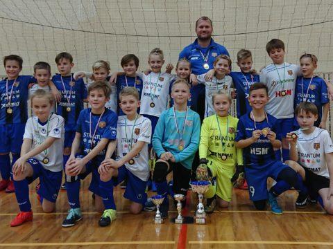 2009 poisid võidutsesid Rapla Cupil
