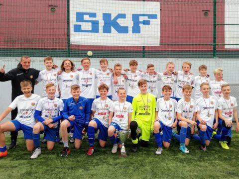 Meie U15 poisid sõidavad suvel Rootsi Gothia Cupile Eestit esindama