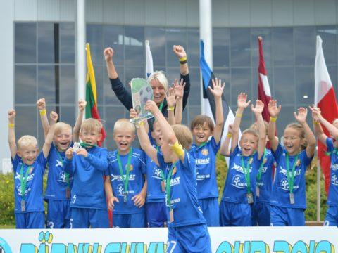 Pärnu Summer Cupilt nii kulda, hõbedat kui pronksi!