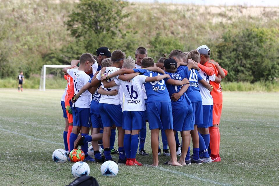 Taanis Cup Denmarkil osales meie klubist 3 tiimi