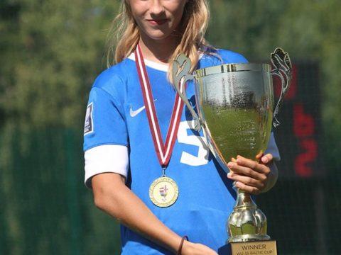Meie klubi tublid neiud Eesti U15 ja U17 koondistes