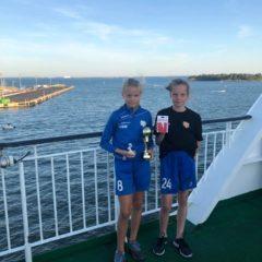 Meie U15 tüdrukud Soomes PPJ Girls Cupi võitjad!