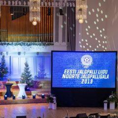 15.12 toimus Noorte Jalgpalligala Estonias