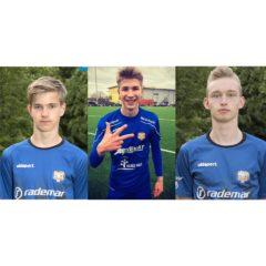 Eesti U19 koondises ka meie klubi mängijad