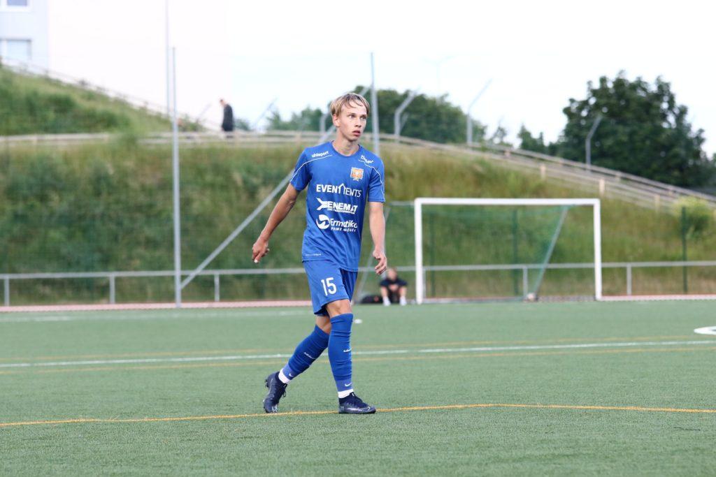 Tabasalu võitis koduväljakul Nõmme Kalju U21 meeskonda 5:0