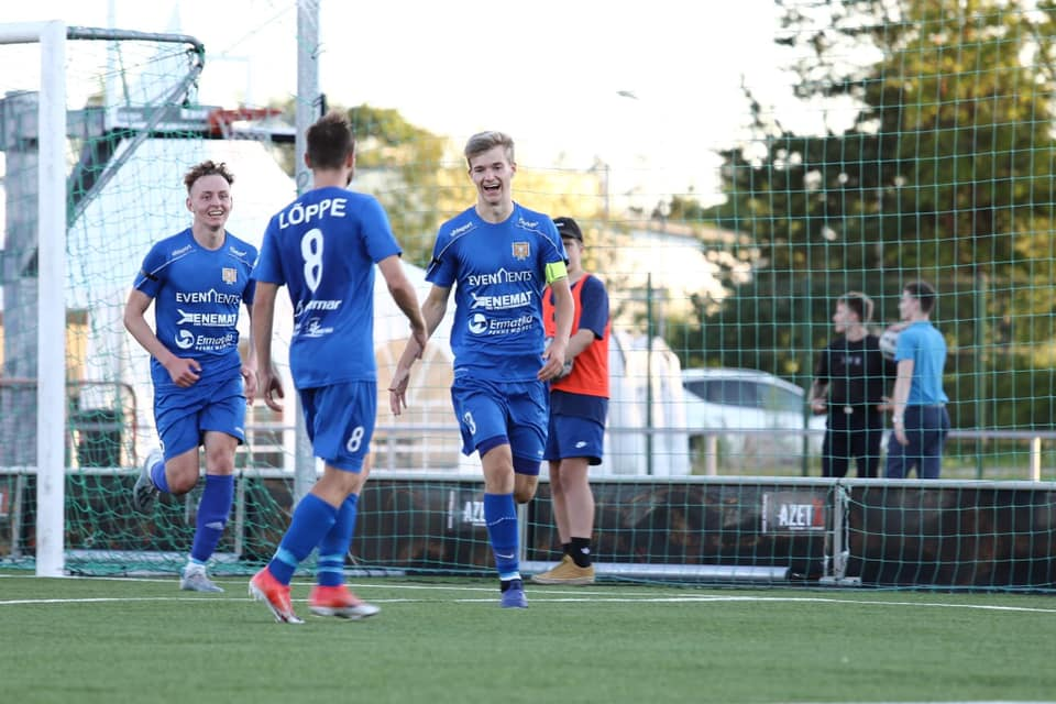Esindusmeeskonnal 6 võitu järjest võetud – JK Tabasalu vs JK Tallinna Kalev 3:2