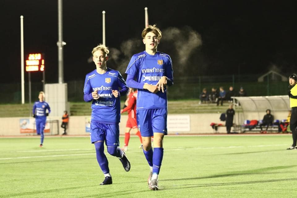 Meie U19 võitis liiga liidrit Tallinna JK Legioni