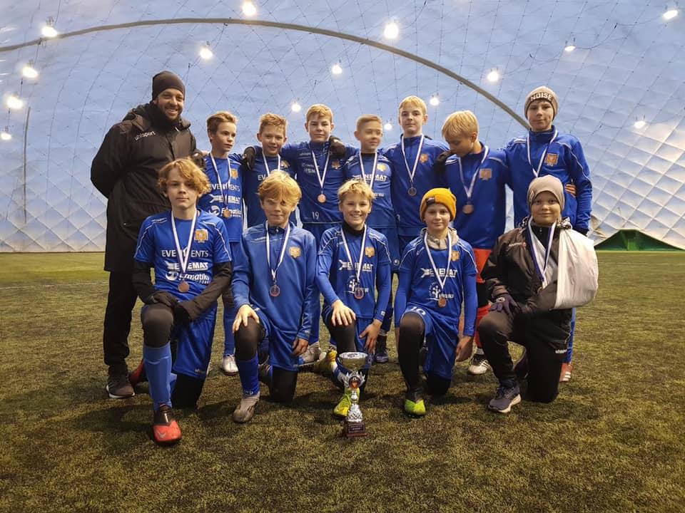Meie noored olid edukad Saku Cupil ja Saue Talvekarikal