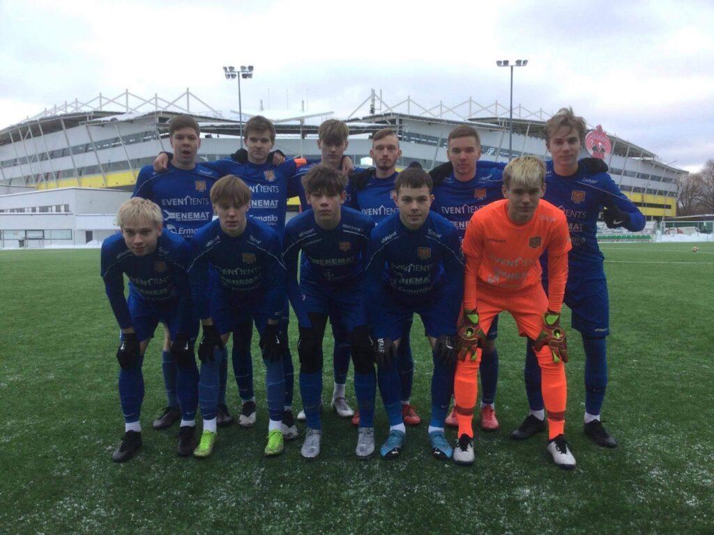 U19 Eliitliiga Meistriliiga eelring võidukas