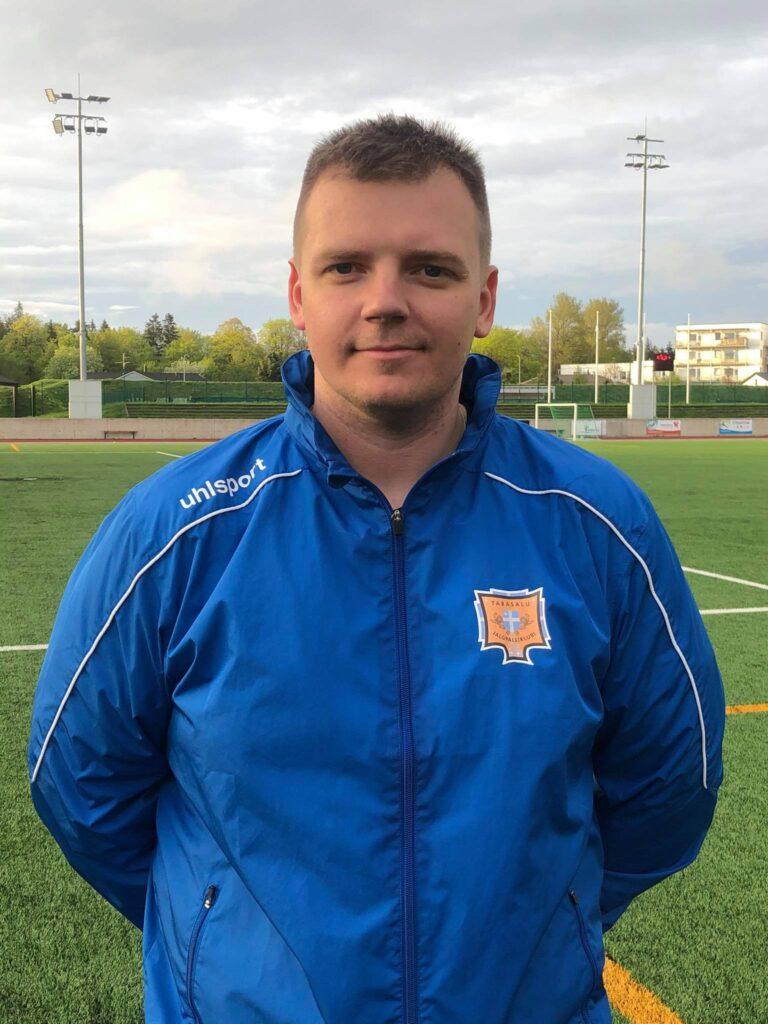 Saame tuttavaks – väravavahtide treener Mairon Pihor