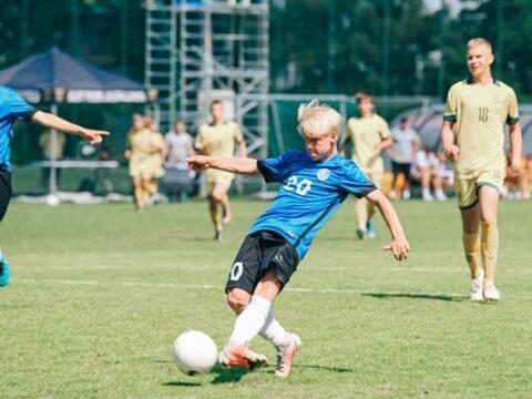 Eesti U17 koondise Balti turniiril osales 3 meie mängijat